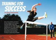 Training for success cover.