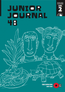 Junior Journal 48, Level 2, 2014
