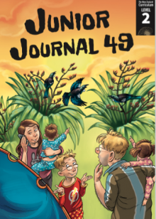 Junior Journal 49, Level 2, 2014