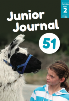 Junior Journal 51, Level 2, 2015