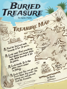 Buried treasure cover image.