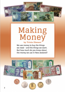 Making money cover image