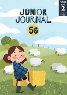 Junior journal 56 cover image.