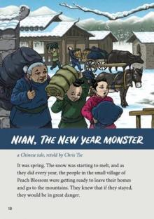 Nian the New Year Monster cover