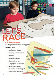 Let's Race cover image