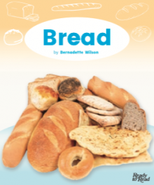 Image result for bread big book ready to read