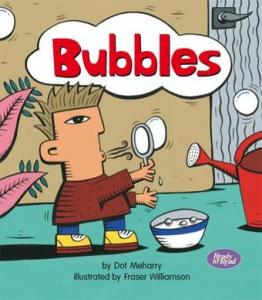 Image result for bubbles ready to read