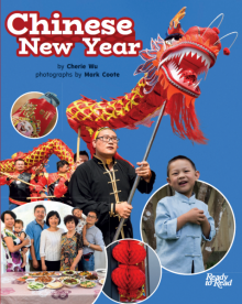 Traditional chinese new year activities.