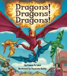 Dragons dragons dragons.