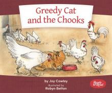 Greedy Cat and the Chooks cover image