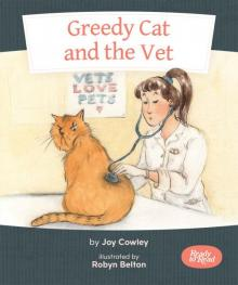 Greedy Cat and the Vet