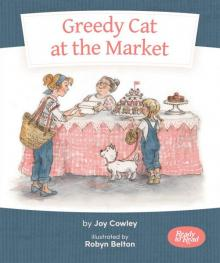 Greedy Cat at the Market cover image