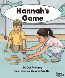 Hannahs game cover image.