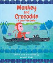 Monkey and Crocodile.