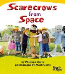Scarecrows from space.