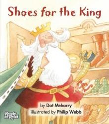 Shoes For The King book cover.