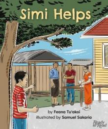 Simi Helps book cover.