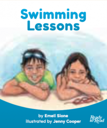 Swimming Lessons cover image.