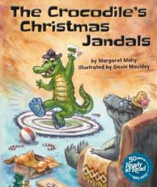 Christmas jandals.