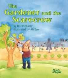 Gardener And Scarecrow.