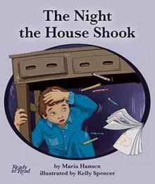 The Night the House Shook book cover.