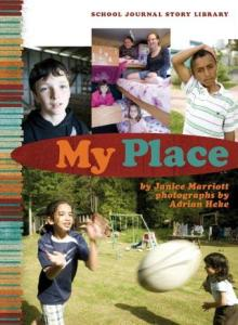 My place cover.