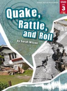 Quake rattle and roll cover.