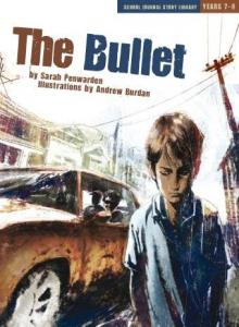 The bullet cover.