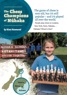 The chess champions of nūhaka cover image.