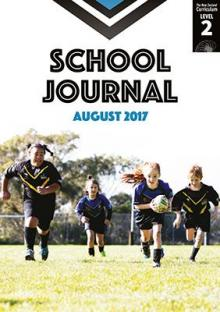 School journal level 2 august 2017 cover image.