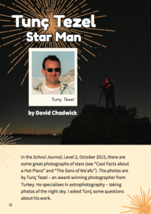 Star man cover.
