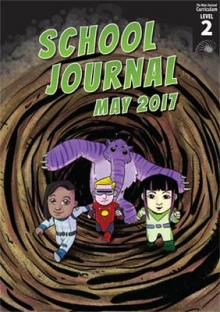 School journal level 2 may 2017 cover image.