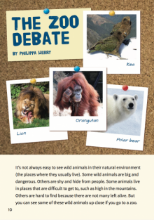 The zoo debate cover image.