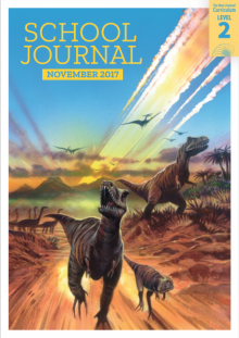 School journal level 2 november 2017 cover image.