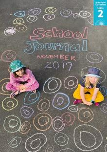 School Journal Level 2 November 2019.