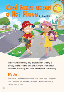 Cool Facts about a Hot Place