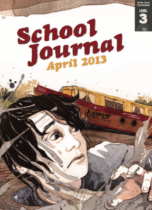 Sj level 3 april 2013 cover.
