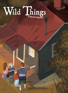 Wild things cover image.
