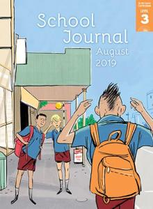 School Journal Level 3 August 2019.