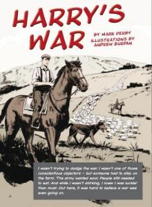 Harry's war cover.