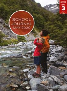 School Journal Level 3 May 2020.