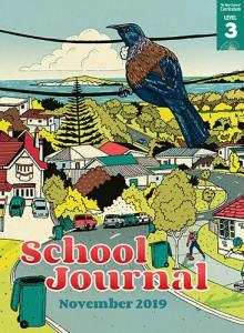 School Journal Level 3 November 2019.