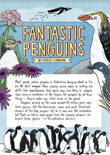Fantastic Penguins.