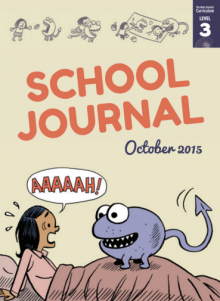 School journal level 3 oct 2015 cover.