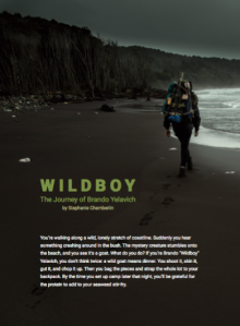 Wildboy cover.