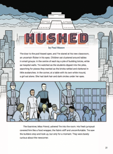Hushed cover image.