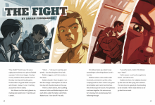 The fight cover image.
