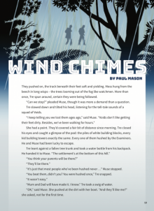 Wind chimes cover image.