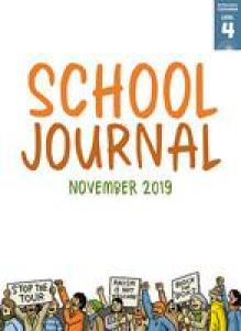 School Journal Level 4 November 2019.