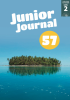 Junior journal 57 cover image.